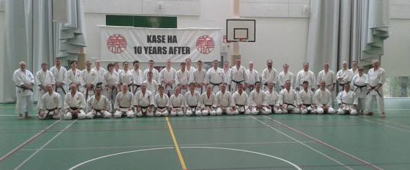 KSKA Natsu Gasshuku Espoossa 9.–11.5.2014